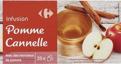 Infusion Pomme Cannelle - Produit - fr