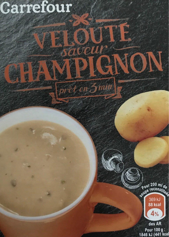 Velouté Champignon Instantané - Product