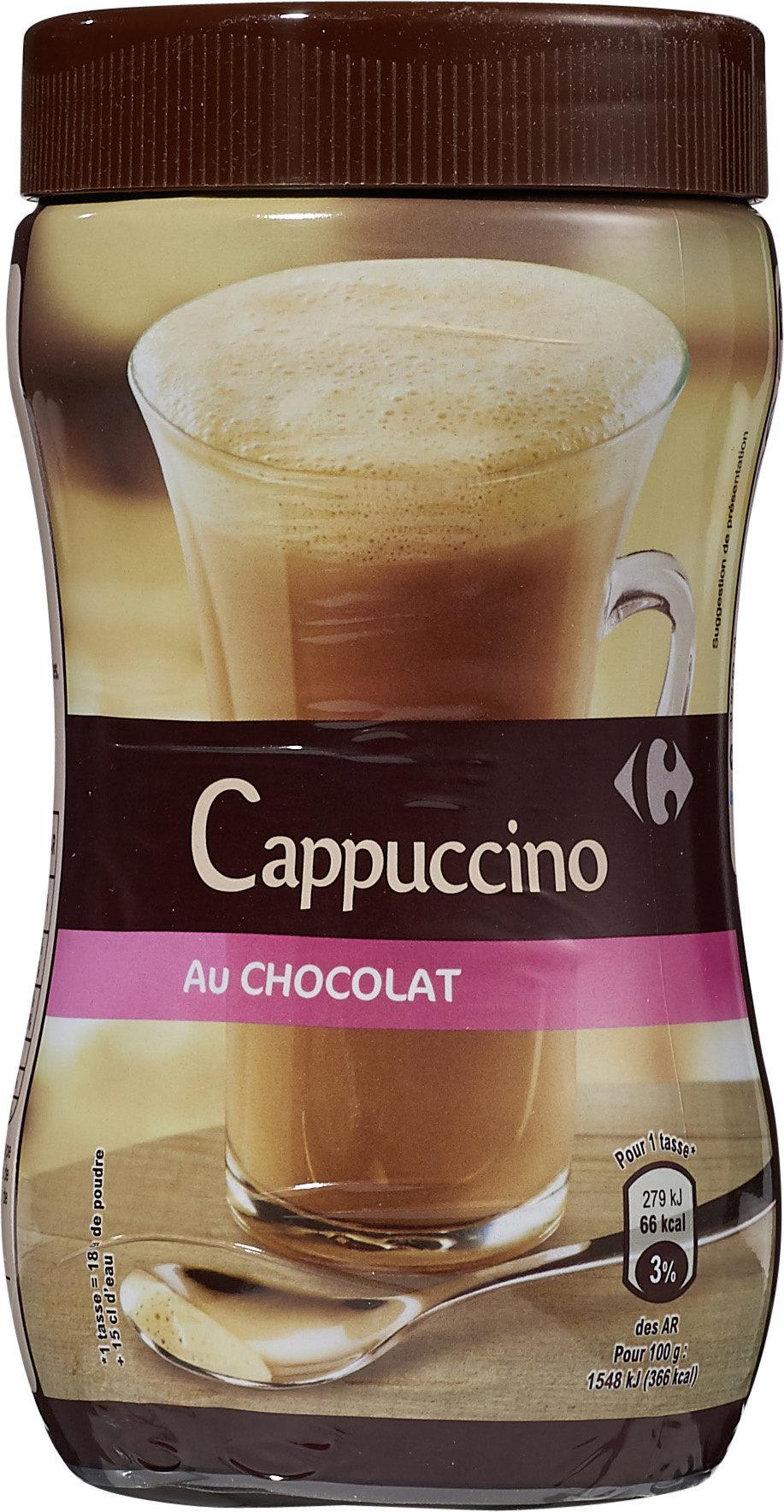 Cappuccino - Producto