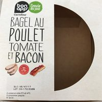 Bagel Poulet Tomate Bacon - Product