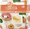 Yaourt soja abricot goyave - Product