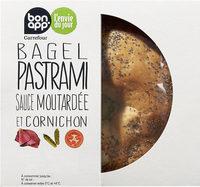 Bagel Pastrami - Product