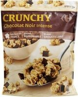 Crunchy Chocolat noir intense - نتاج - fr