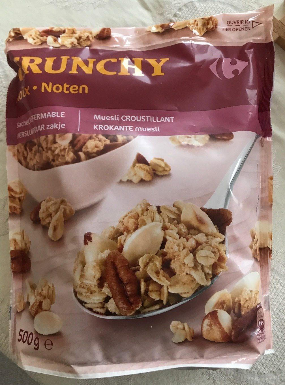 Crunchy noix - Product - fr