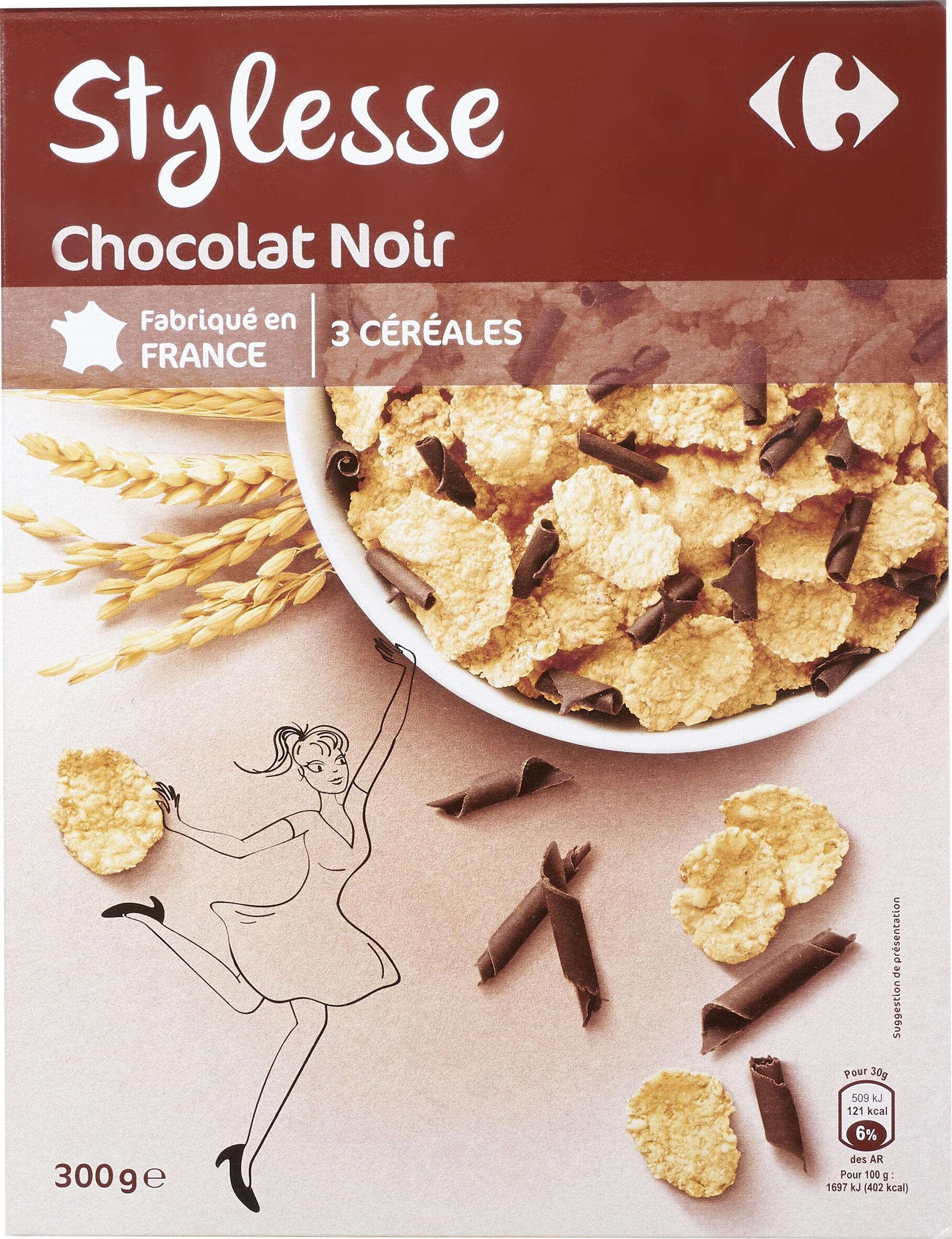 Stylesse Chocolat Noir - Product - fr