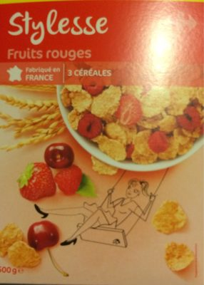 Stylesse Fruits Rouges - Producte