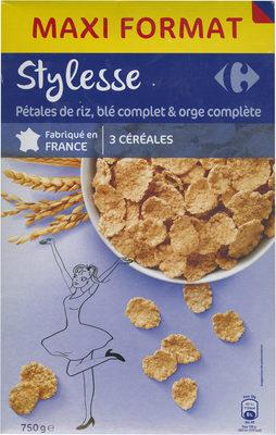 Stylesse Copos de arroz, trigo integral y cebada integral - Product - es
