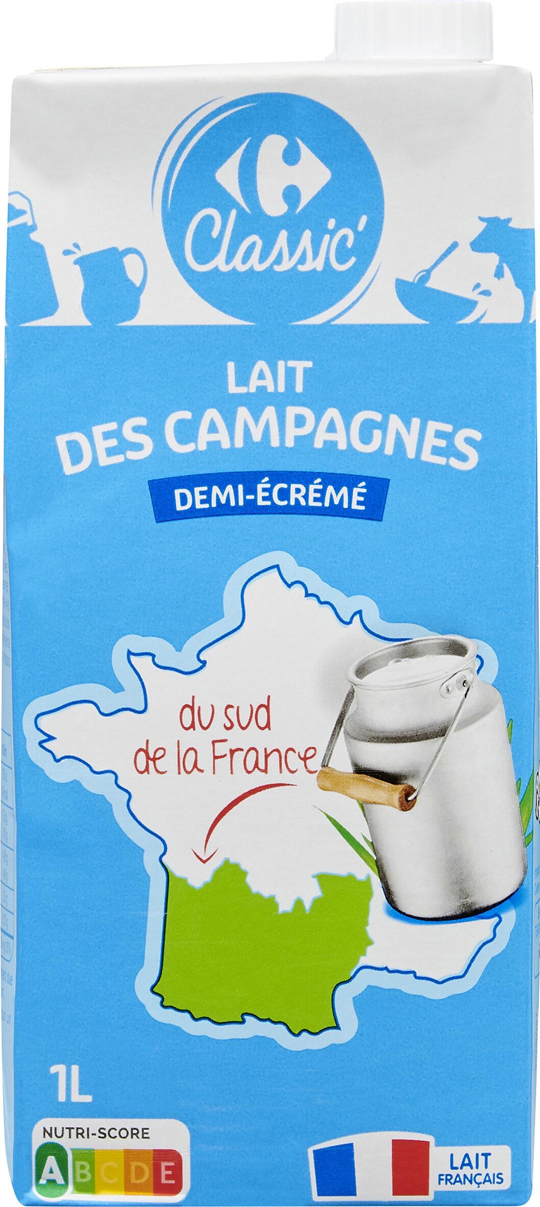 Lait des plaines de La Loire - Produit - fr