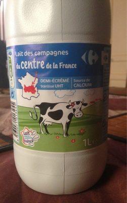 Lait des campagnes du centre de la France - Product - fr