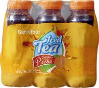 Iced Tea saveur pêche - Product - fr