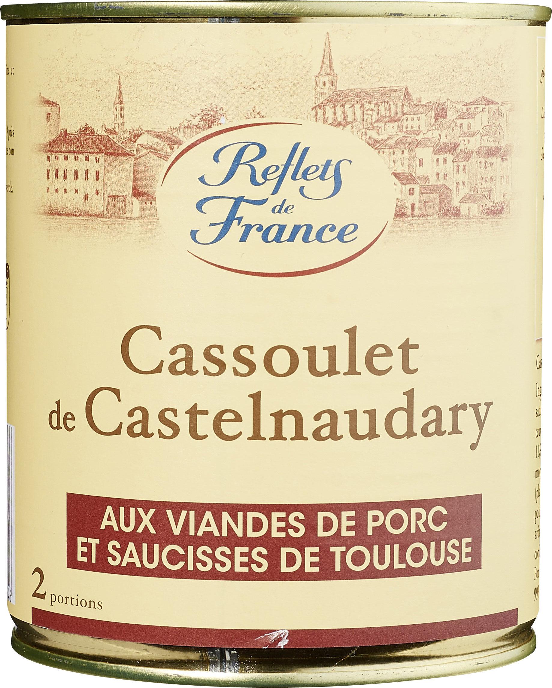 Cassoulet de Castelnaudary - Product - fr