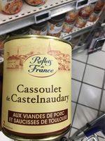 Cassoulet de Castelnaudary - Voedingswaarden - fr