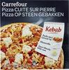 Pizza au kebab - Product