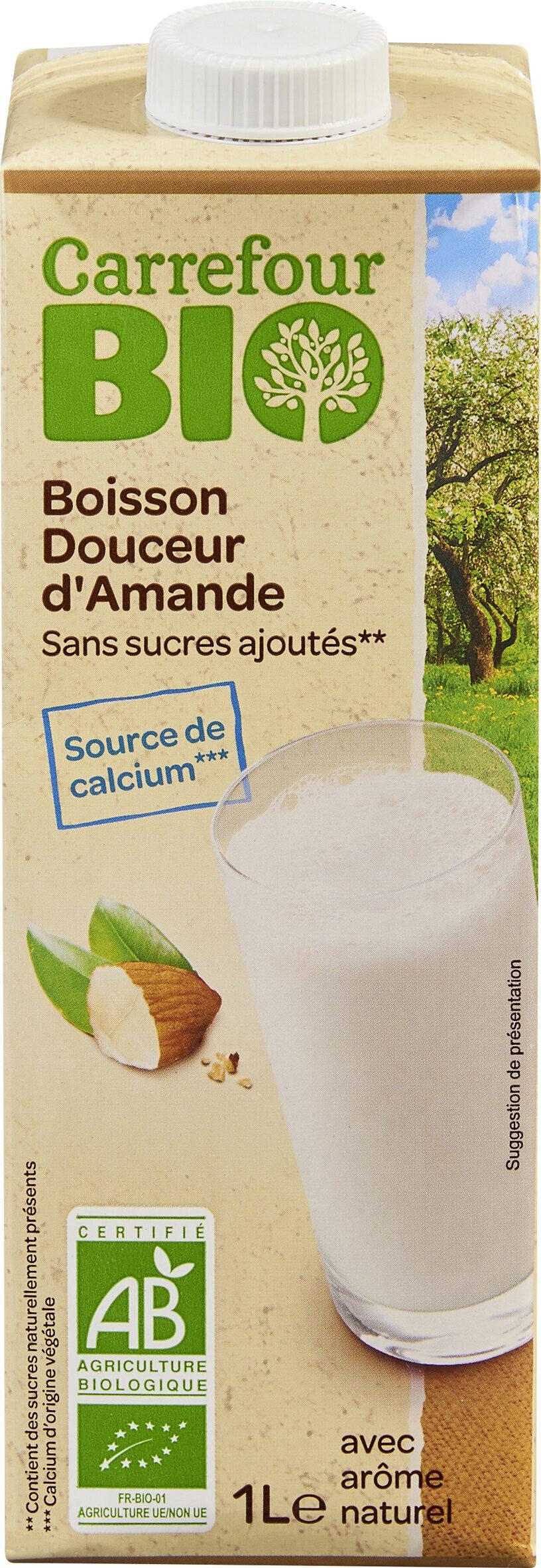 Boisson Douceur d'Amande - Produit