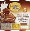 Créme Dessert Saveur Cacao Dés 6 mois - Produit