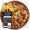 Tarte pommes rhubarbe - Product