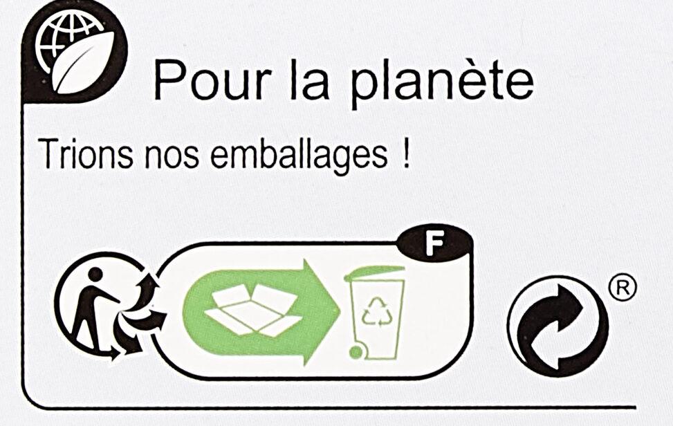 Merlu blanc du Cap Façon meunière - Instruction de recyclage et/ou informations d'emballage - fr