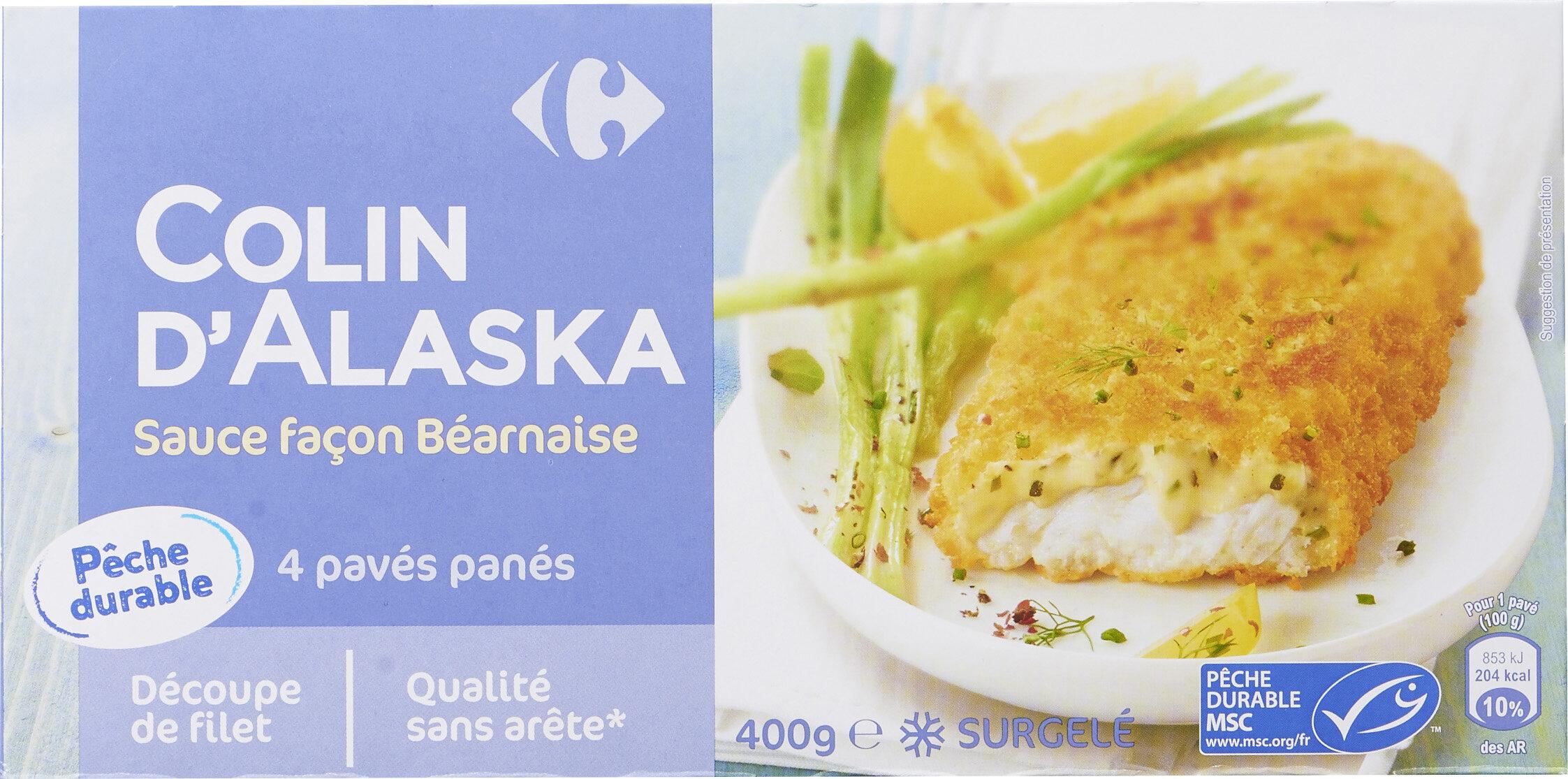 Colin d'Alaska Sauce façon Béarnaise - Product - fr