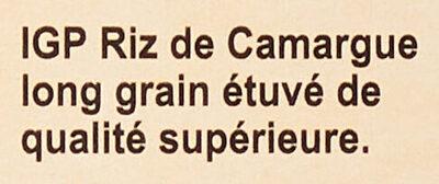 Riz de Camargue - Ingredienti - fr
