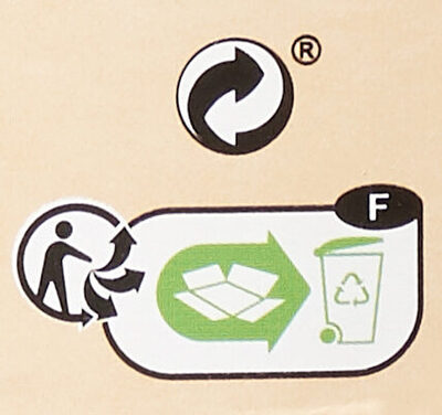 Riz de Camargue - Istruzioni per il riciclaggio e/o informazioni sull'imballaggio - fr