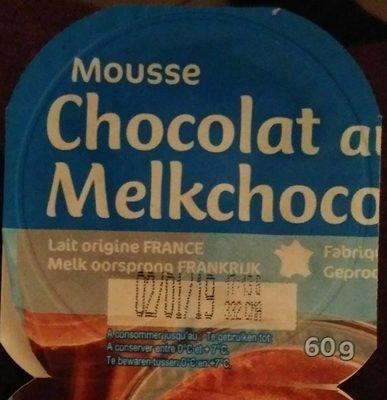 Mousse  Chocolat au Lait - Product - fr