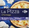La Pizza 4 Formaggi - Product