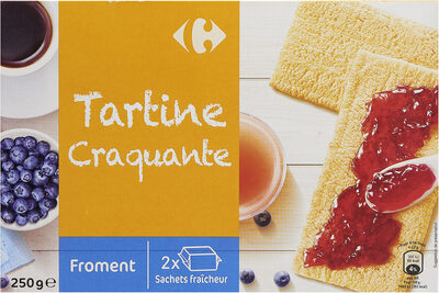 Tartine au froment - Product - fr