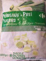 Poireaux En rondelles - Product - fr