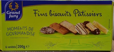 Fins Biscuits Pâtissiers - Product