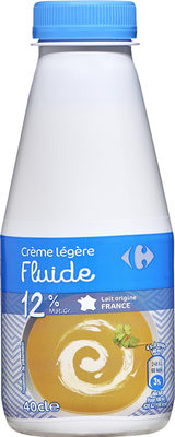Crème légère Fluide - Product