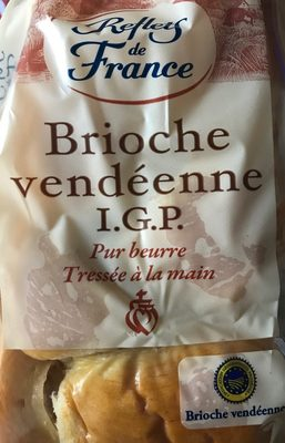 Brioche vendéenne I.G.P. - Produit - fr