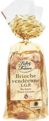 Brioche vendéenne I.G.P. - Product - fr