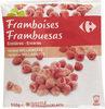 Framboises Entières - Produit