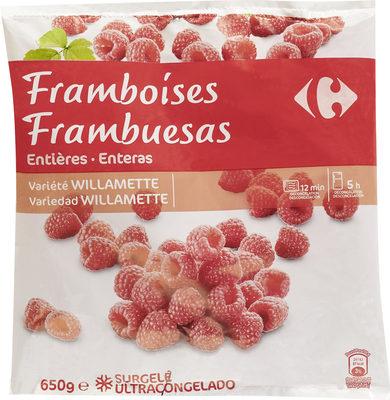 Framboises Entières - Producto - fr
