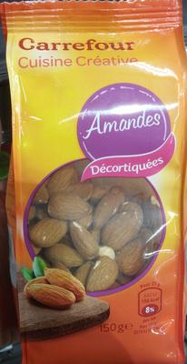 Amandes décortiquées - Product - fr