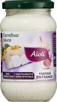 Sauce aïoli - Product - fr