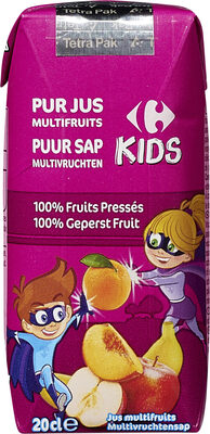 Pur Jus multifruits KIDS - Prodotto - fr