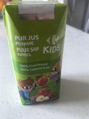 Jus de pomme - Prodotto - fr
