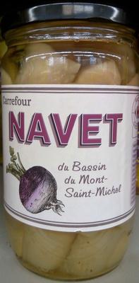 Navet du bassin du Mont-Saint-Michel - Prodotto - fr