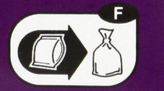 Basmati du Penjab - Istruzioni per il riciclaggio e/o informazioni sull'imballaggio - fr