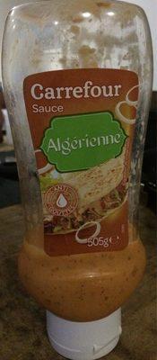 Sauce algérienne - Product - fr