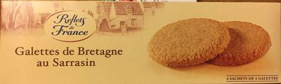 Galette bretonne - Product - fr