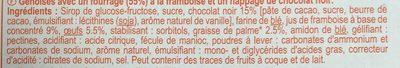 Genoise - Ingredients