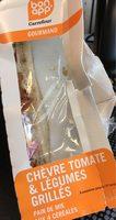 Sandwich chevre tomate & legumeq grilles - Product