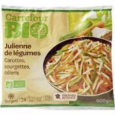 Julienne de Légumes - Produit - fr