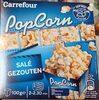 Popcorn salé - Produit