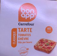 Tarte Tomates Chevre - Produit
