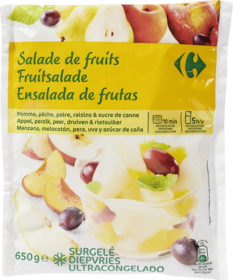 Salade de fruits - Producto