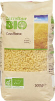 Coquillette Bio - Produit - fr