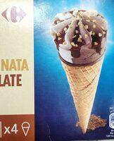 Conos Sabor Nata - Chocolate - Producte - es